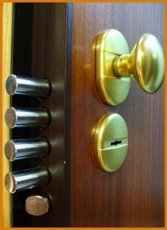 instalacion de puertas blindadas en cerrajeros Figueres