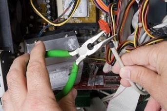 electricistas Puebla de Alfindén