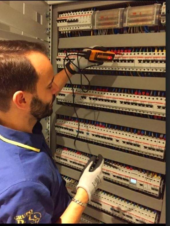 electricistas de Cartagena