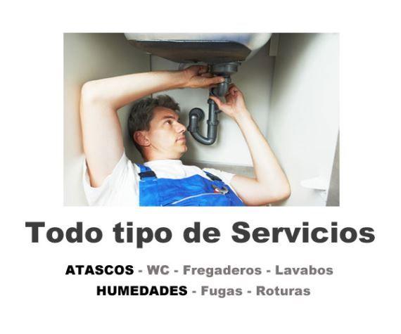equipo de fontaneros Hospitalet de Llobregat 24 horas y urgentes