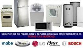 Reparaciones  Electrodomésticos en Aldeatejada 24 horas