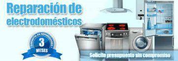 Reparaciones de Electrodomésticos en Villaviciosa de Córdoba 24 horas