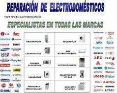Reparaciones de Electrodomésticos en Sant Vicenç dels Horts urgentes