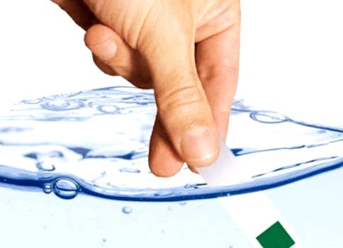 con unos test de dureza conseguiras analizar el agua de tu hogar